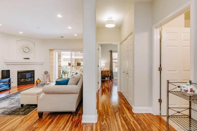 8200 E 8th Avenue #5101, Denver, CO 80230 (#3450613) :: Wisdom Real Estate