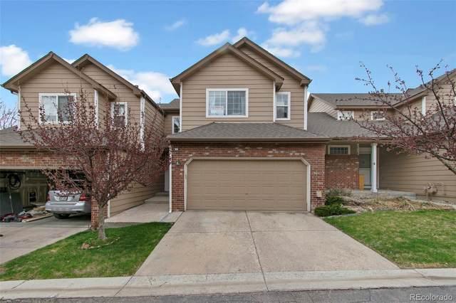 6839 S Webster Street F, Littleton, CO 80128 (#3452681) :: Bring Home Denver with Keller Williams Downtown Realty LLC