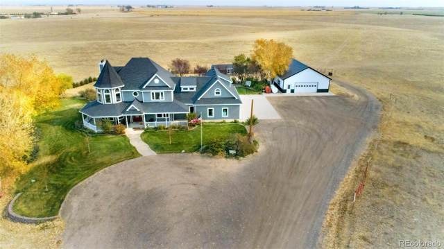 18874 County Road 4, Wiggins, CO 80654 (MLS #3454798) :: 8z Real Estate