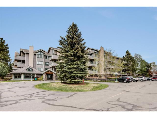 31819 Rocky Village Drive #110, Evergreen, CO 80439 (#3455797) :: The Escobar Group @ KW Downtown Denver