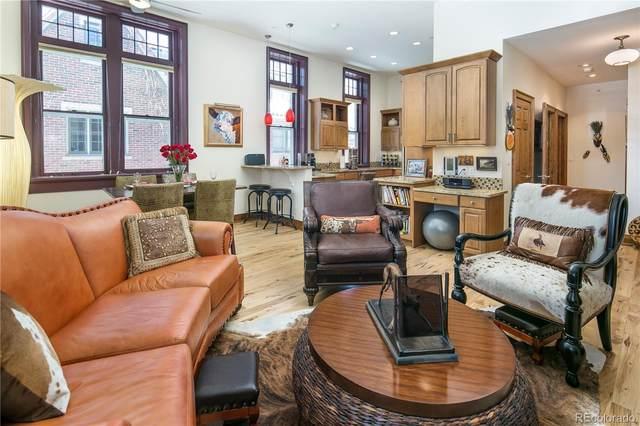 1045 Spruce St A, Boulder, CO 80302 (MLS #3456582) :: 8z Real Estate