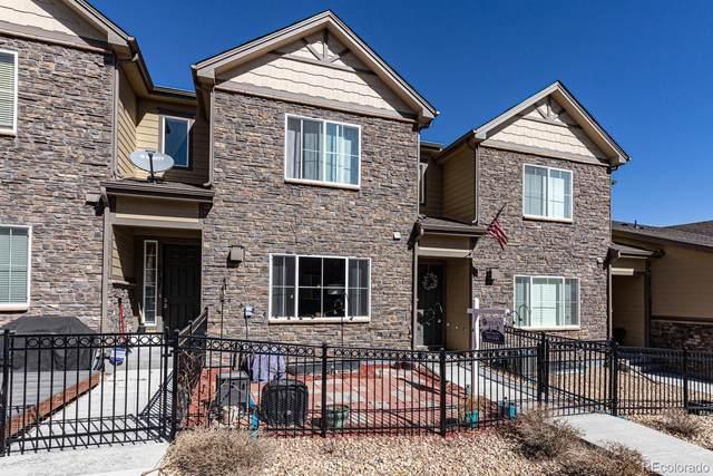 6759 S Old Hammer Court, Aurora, CO 80016 (MLS #3457939) :: 8z Real Estate