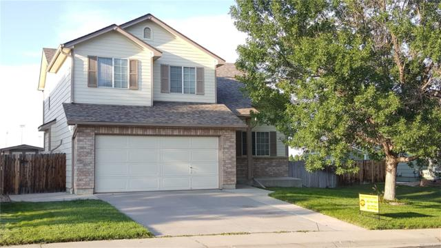 5251 E 131st Drive, Thornton, CO 80241 (#3461624) :: The City and Mountains Group