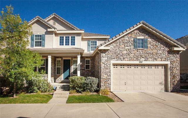 4545 S Monaco Street #337, Denver, CO 80237 (MLS #3466884) :: 8z Real Estate