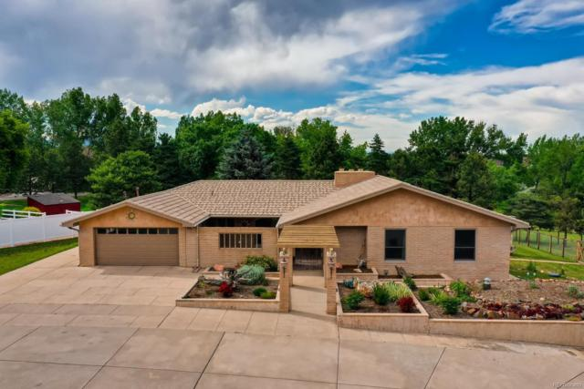 10455 W 81st Avenue, Arvada, CO 80005 (#3469546) :: The Heyl Group at Keller Williams