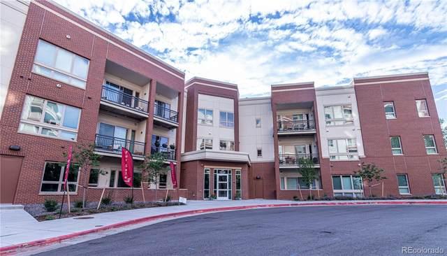 4885 S Monaco Street #104, Denver, CO 80237 (MLS #3471539) :: Bliss Realty Group