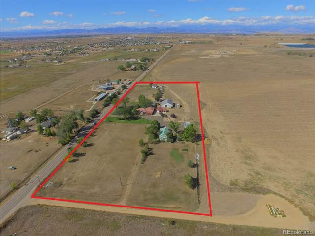 5895 County Road 2, Brighton, CO 80603 (#3472350) :: The HomeSmiths Team - Keller Williams