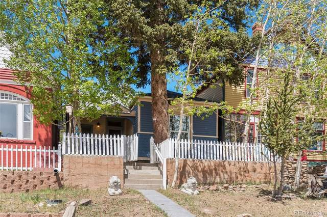 323 S 4th Street, Victor, CO 80860 (MLS #3474677) :: 8z Real Estate