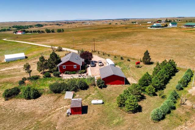 9375 Country Circle, Elizabeth, CO 80107 (#3477202) :: The DeGrood Team