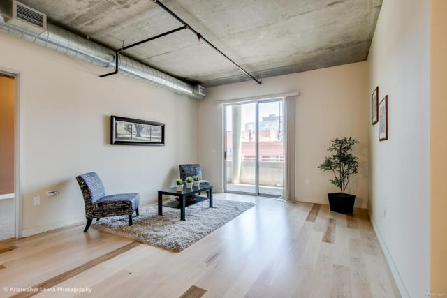 2229 Blake Street #301, Denver, CO 80205 (#3477453) :: The Pete Cook Home Group