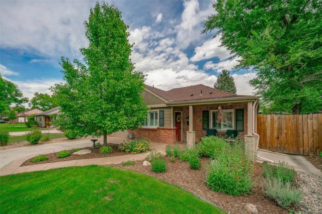 974 Elm Street, Denver, CO 80220 (MLS #3477482) :: Kittle Real Estate