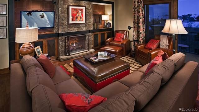 2250 Apres Ski Way #411, Steamboat Springs, CO 80487 (#3477485) :: Relevate | Denver