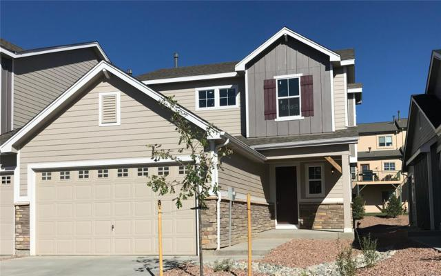 5858 Morning Light Terrace, Colorado Springs, CO 80919 (#3478604) :: The Griffith Home Team