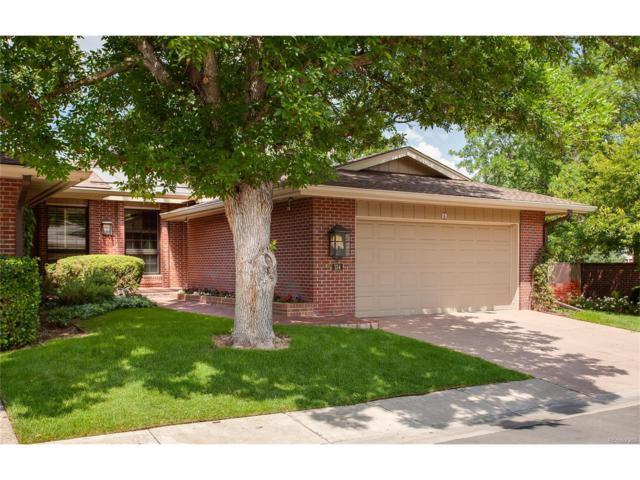 2800 S University Boulevard #134, Denver, CO 80210 (MLS #3479305) :: 8z Real Estate