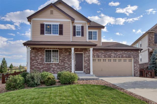26224 E Frost Place, Aurora, CO 80016 (#3480165) :: The Galo Garrido Group