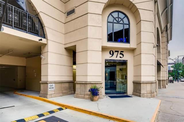 975 N Lincoln Street 10G-N, Denver, CO 80203 (#3484953) :: Kimberly Austin Properties