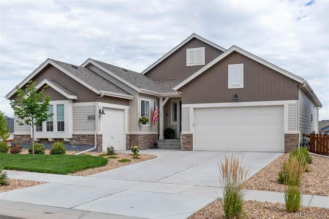 18571 W 92nd Place, Arvada, CO 80007 (MLS #3485358) :: 8z Real Estate