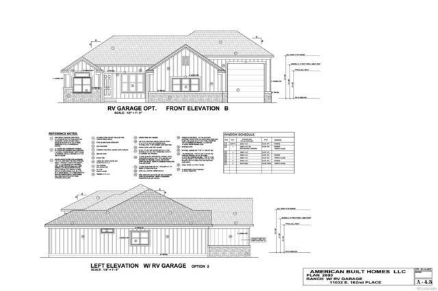 11032 E 162nd Place, Brighton, CO 80602 (MLS #3496148) :: 8z Real Estate