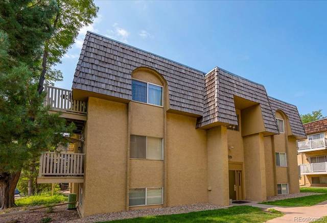 7375 E Quincy Avenue #103, Denver, CO 80237 (#3496255) :: Kimberly Austin Properties