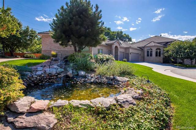 11650 W 38th Place, Wheat Ridge, CO 80033 (#3497495) :: The Griffith Home Team