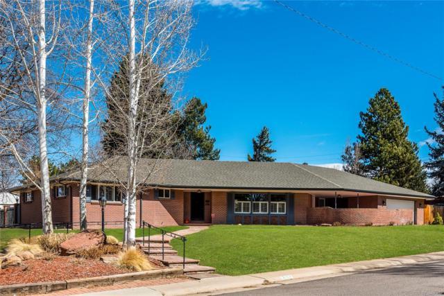 3164 S Clayton Street, Denver, CO 80210 (#3500267) :: The Peak Properties Group