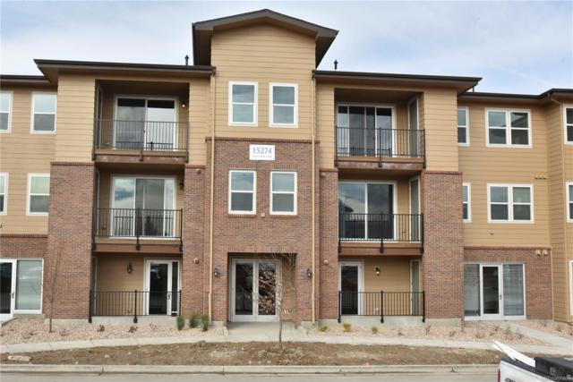 15274 W 64th Lane #203, Arvada, CO 80007 (#3501929) :: The Pete Cook Home Group