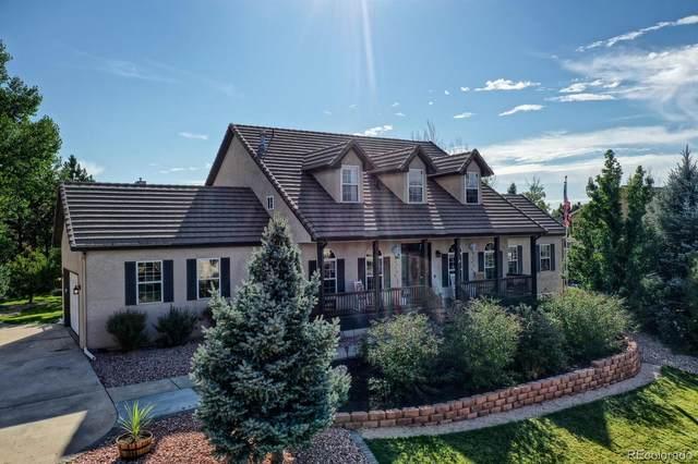 15115 Jessie Drive, Colorado Springs, CO 80921 (#3503006) :: Symbio Denver