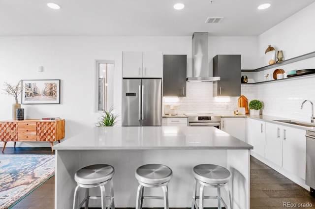 2550 Lawrence Street #108, Denver, CO 80205 (#3503241) :: Mile High Luxury Real Estate