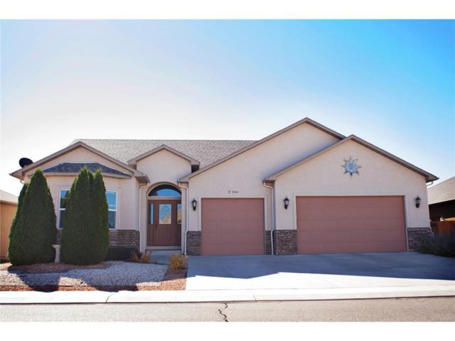 3153 Cross Canyon Lane, Grand Junction, CO 81504 (MLS #3505378) :: 8z Real Estate