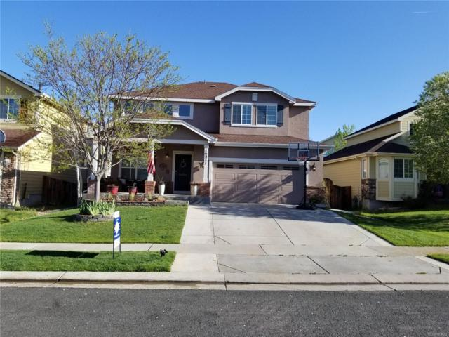 16271 E 106th Way, Commerce City, CO 80022 (#3505877) :: The Pete Cook Home Group