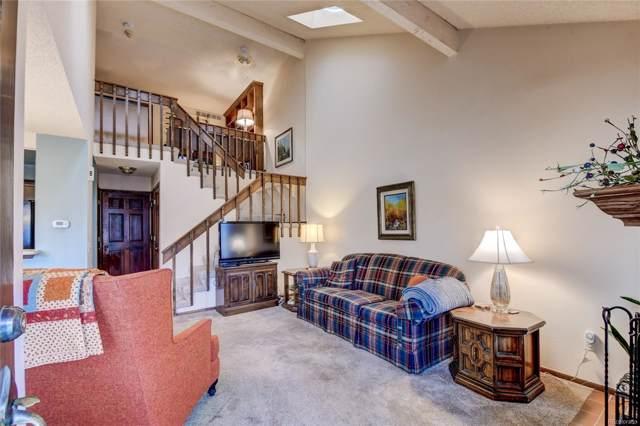 14192 E Quinn Circle, Aurora, CO 80015 (MLS #3508180) :: Colorado Real Estate : The Space Agency
