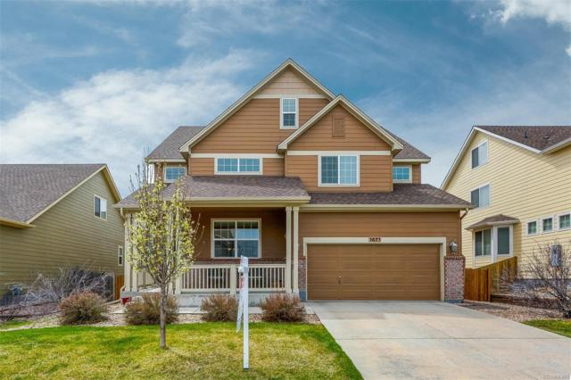 3623 Desert Ridge Place, Castle Rock, CO 80108 (#3510273) :: The Peak Properties Group