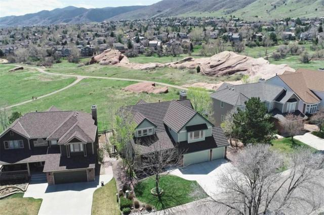 104 Willowleaf Drive, Littleton, CO 80127 (#3510862) :: Colorado Home Finder Realty
