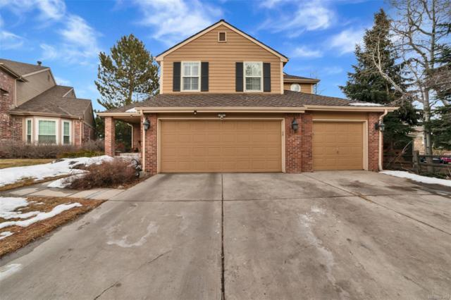5452 S Holland Street, Littleton, CO 80123 (#3510892) :: The Heyl Group at Keller Williams