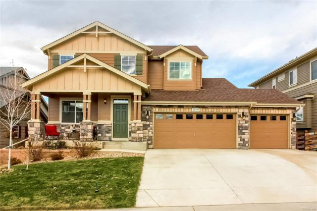 22403 E Union Place, Aurora, CO 80015 (#3511542) :: Sellstate Realty Pros