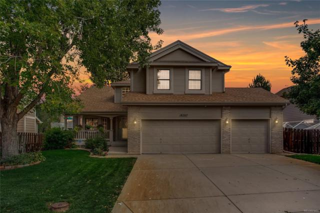 18207 E Baker Place, Aurora, CO 80013 (#3516295) :: House Hunters Colorado