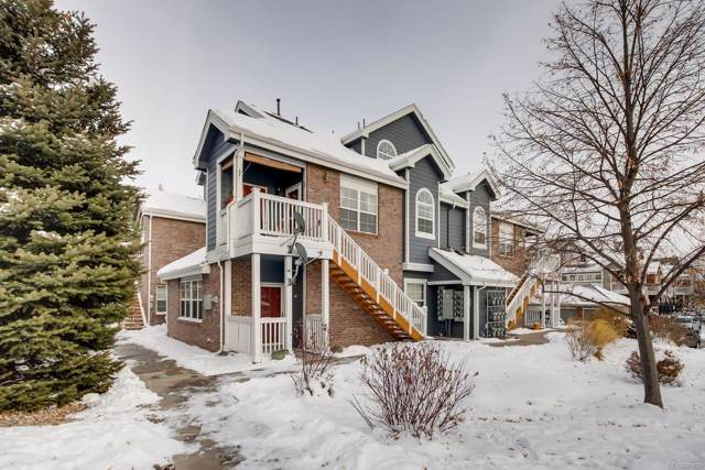 16386 E Fremont Avenue #12, Aurora, CO 80016 (MLS #3516913) :: 8z Real Estate
