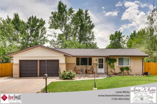 8110 W Evans Place, Lakewood, CO 80227 (#3517986) :: The DeGrood Team
