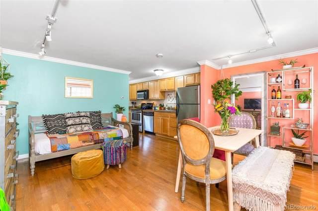 36 N Emerson Street #305, Denver, CO 80218 (#3519437) :: Mile High Luxury Real Estate