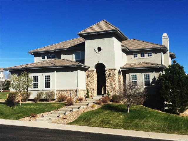 5563 Vistancia Drive, Parker, CO 80134 (#3519853) :: The Healey Group