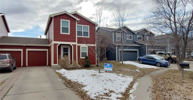 596 Tanager Street, Brighton, CO 80601 (#3521439) :: The Griffith Home Team