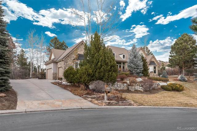 861 Swandyke Drive, Castle Rock, CO 80108 (#3521644) :: HomeSmart