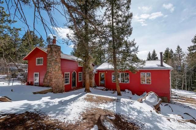 12305 Bear Haven Road, Conifer, CO 80433 (MLS #3524360) :: 8z Real Estate