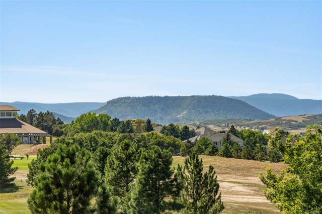 1559 Peninsula Circle, Castle Rock, CO 80104 (#3524991) :: The Galo Garrido Group
