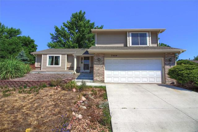 7464 E Long Avenue, Centennial, CO 80112 (#3525335) :: The Dixon Group