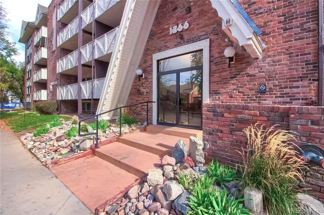 1366 Garfield Street #106, Denver, CO 80206 (#3527855) :: Symbio Denver