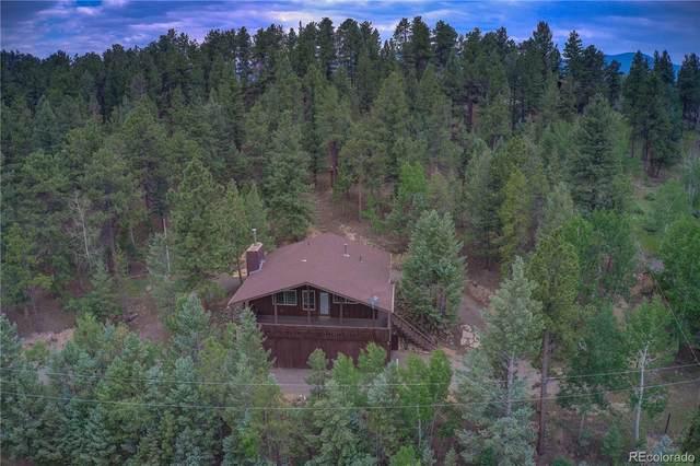 222 N Circle Drive, Bailey, CO 80421 (#3528045) :: Wisdom Real Estate