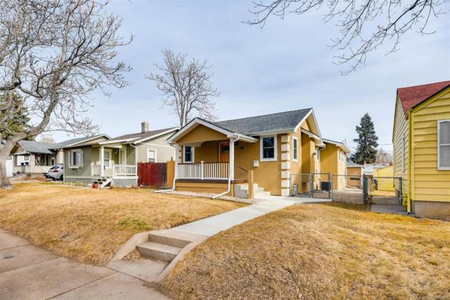 2280 S Downing Street, Denver, CO 80210 (#3528781) :: The Galo Garrido Group