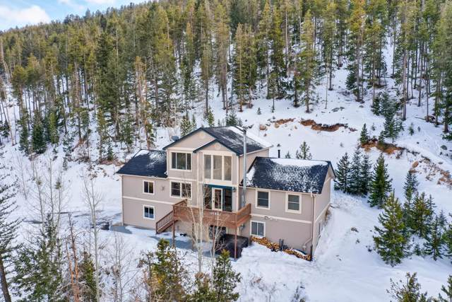643 Aspen Drive, Evergreen, CO 80439 (#3532017) :: Berkshire Hathaway Elevated Living Real Estate