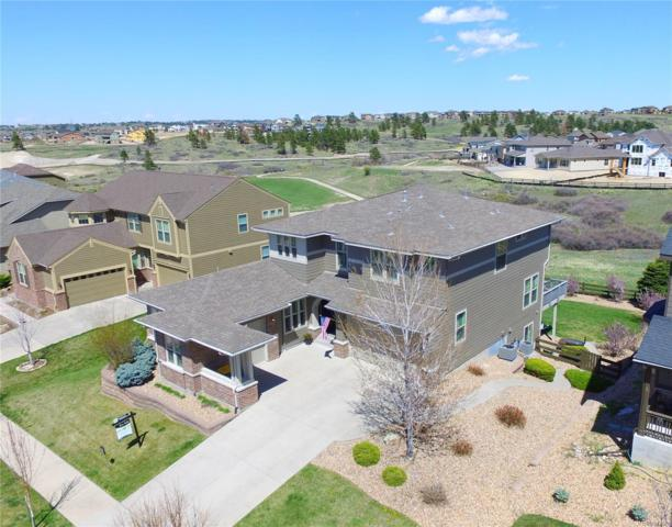 11834 S Saunter Court, Parker, CO 80138 (#3532552) :: The DeGrood Team